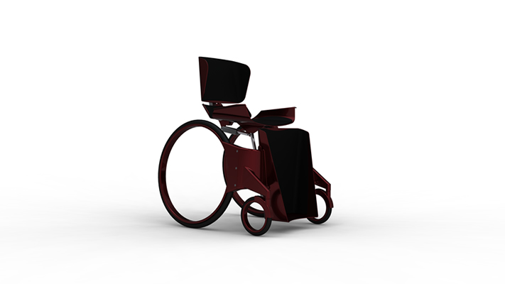 urban wheelchair